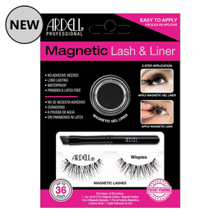 Ardell Lashes - Wispies (Magnetic Lash & Liner)