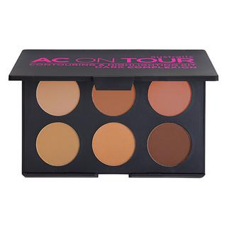 Australis 'AC On Tour' Contour Kit - (POWDER) - DARK