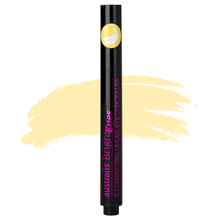 Australis Bright Eyes Under Eye Concealer - Banana