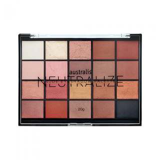 Australis Neutralize Eyeshadow Palette