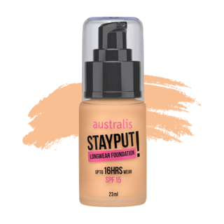 Australis Stay Put Foundation - Natural Beige