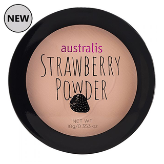 Australis Face Powder - Strawberry PRESSED
