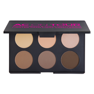 Australis 'AC On Tour' Contour Kit - (POWDER) - FAIR