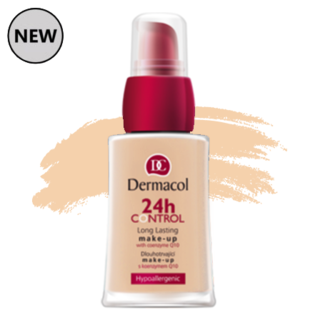 Dermacol 24 Hour Control Foundation - 0