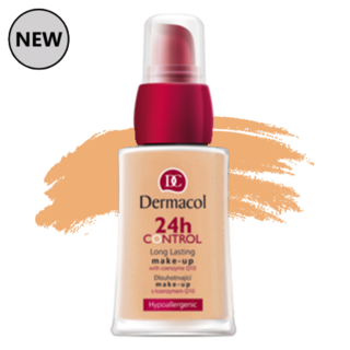 Dermacol 24 Hour Control Foundation - 3