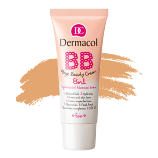 Dermacol Magic Beauty BB Cream - Nude