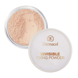 Dermacol Invisible Fixing Powder - Natural