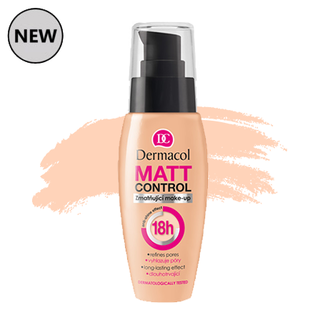 Dermacol Matt Control Foundation - #1