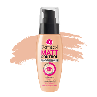 Dermacol Matt Control Foundation - #2