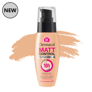 Dermacol Matt Control Foundation - #3