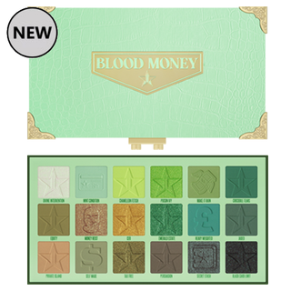 Jeffree Star Cosmetics Blood Money Palette