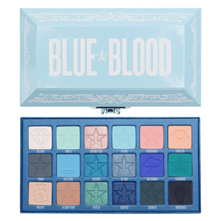 Jeffree Star Cosmetics Blue Blood Eyeshadow Palette