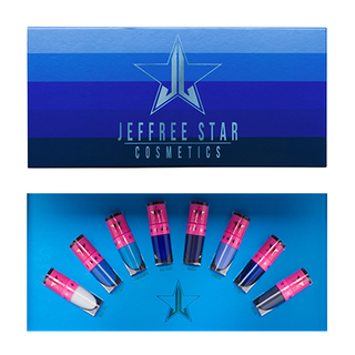 Jeffree Star Cosmetics Mini Blue Blooded Bundle