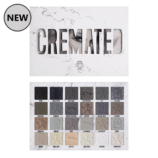 Jeffree Star Cosmetics Cremated Palette