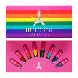Jeffree Star Cosmetics Mini Rainbow Bundle