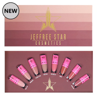 Jeffree Star Mini Nudes Bundle - Volume 1