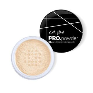 LA Girl HD Pro Setting Powder - Banana