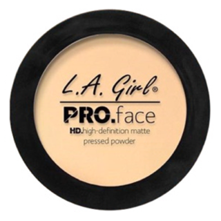 LA Girl HD Matte Pressed Powder - Classic Ivory