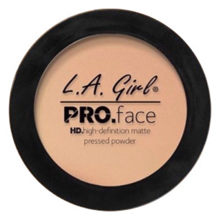 LA Girl HD Matte Pressed Powder - Nude Beige