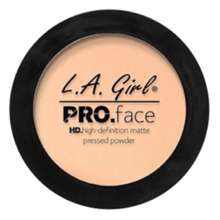 LA Girl HD Matte Pressed Powder - Porcelain