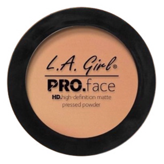 LA Girl HD Matte Pressed Powder - Warm Honey