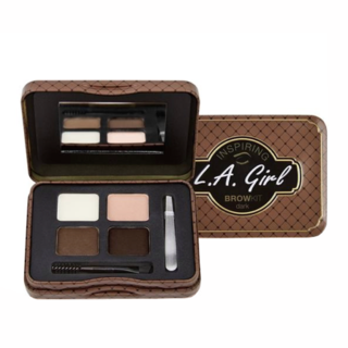 LA Girl Inspiring Brow Kit - Dark
