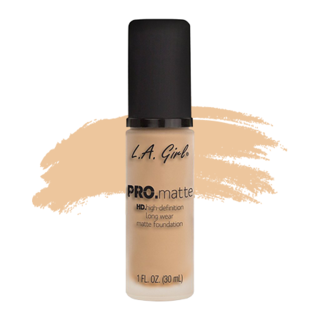 LA Girl Pro Matte Foundation - Ivory
