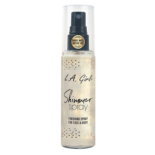 LA Girl Makeup Spray - Gold Shimmer 80ml