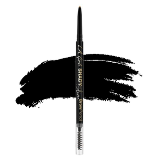 LA Girl Shady Slim Brow Pencil - Black