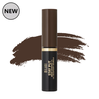 Milani Stay Put Brow Shaping Gel - 04 Brunette