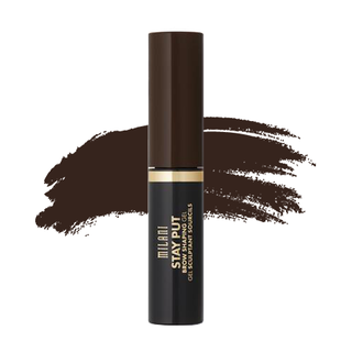 Milani Stay Put Brow Shaping Gel - 05 Dark Brown