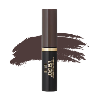 Milani Stay Put Brow Shaping Gel - 03 Medium Brown