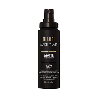 Milani Make It Last Matte Setting Spray - Charcoal 60ml