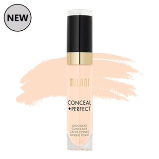 Milani Conceal + Perfect Long Wear Concealer - Nude Ivory