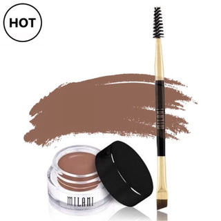 Milani Stay Put Brow Pomade - Soft Brown