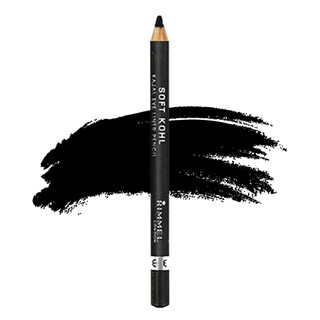 Rimmel Soft Kohl Kajal Pencil - Jet Black