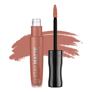 Rimmel Stay Matte Liquid Lip Colour - Moca