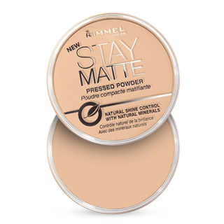 Rimmel Stay Matte Pressed Powder - Silky Beige