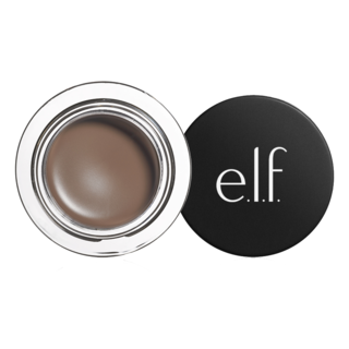 ELF Studio Lock On Liner & Brow Cream - Light Brown