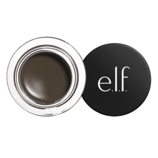 ELF Studio Lock On Liner & Brow Cream - Medium Brown