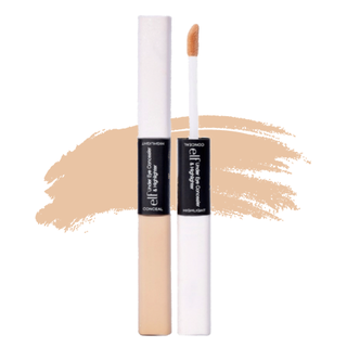 ELF Studio Under Eye Concealer & Highlighter - Fair/Glow