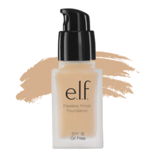 ELF Studio Flawless Finish Foundation - Natural
