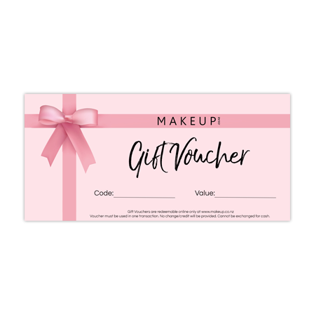 Makeup Co Nz Gift Voucher 100 Makeup Co Nz