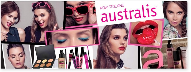 Australis Cosmetics Is Now On Makeup Co Nz