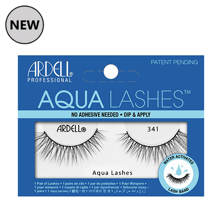 Ardell Aqua Lashes - 341 (Water Activated Lash Band)