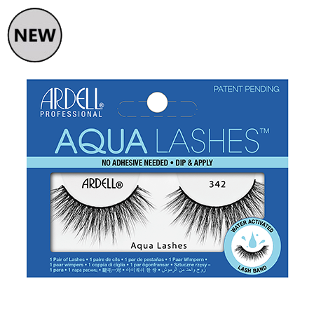 Ardell Aqua Lashes - 342 (Water Activated Lash Band)
