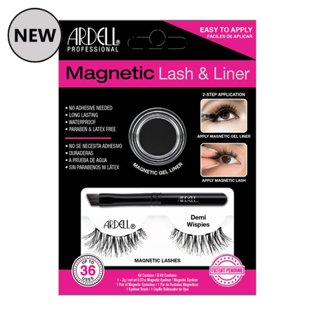 Ardell Lashes - Demi Wispies (Magnetic Lash & Liner)