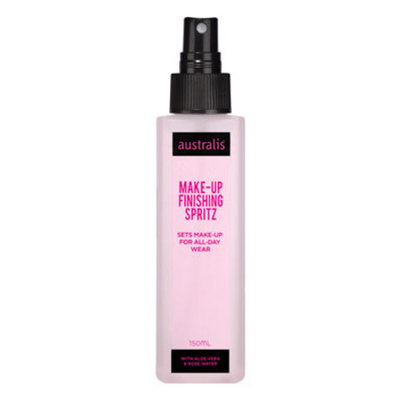 Australis DEWY Makeup Finishing Spritz 150ml