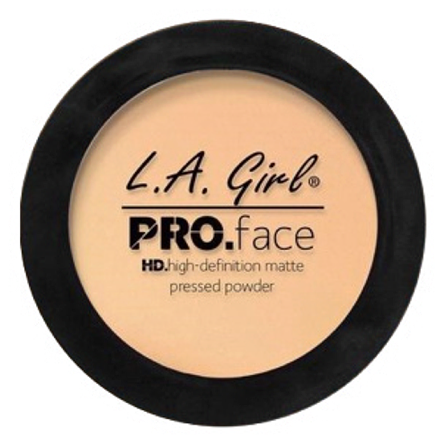 LA Girl HD Matte Pressed Powder - Creamy Natural