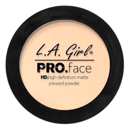 LA Girl HD Matte Pressed Powder - Fair